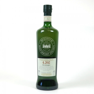 Highland Park 1986 SMWS 27 Year Old 4.202