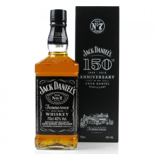 Jack Daniel's 150th Anniversary Limited Edition