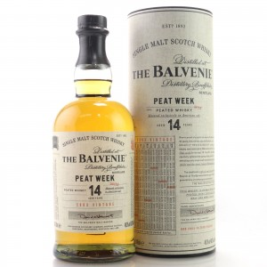 Balvenie 2003 Peat Week 14 Year Old