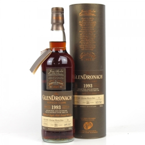 Glendronach 1993 Single Cask 21 Year Old #39