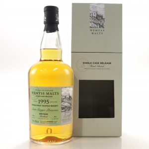 Mortlach 1995 Wemyss Malts / Stem Ginger Preserve