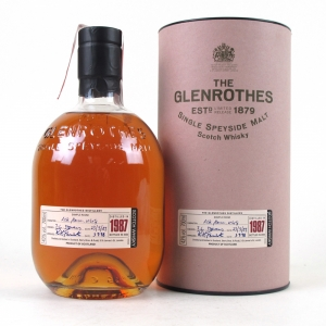 Glenrothes 1987