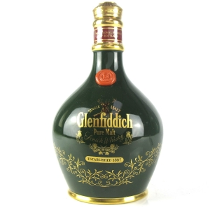 Glenfiddich Pure Malt Decanter 1980s