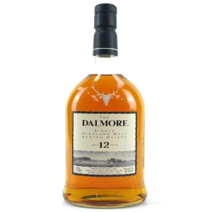 Dalmore 12 Year Old 75cl / US Import