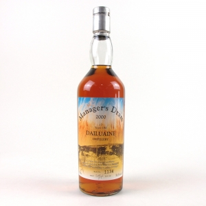 Dailuaine 17 Year Old Manager's Dram 2000