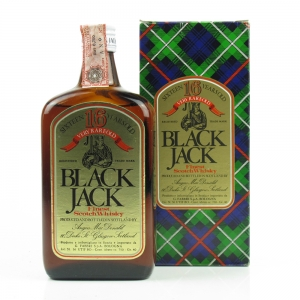 Black Jack 16 Year Old Finest Scotch Whisky