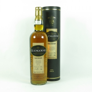 Glengoyne 12 Year Old Cask Strength front