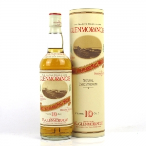 Glenmorangie 1984 Natural Cask Strength 10 Year Old