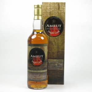 Amrut 2009 Single Bourbon Cask Front