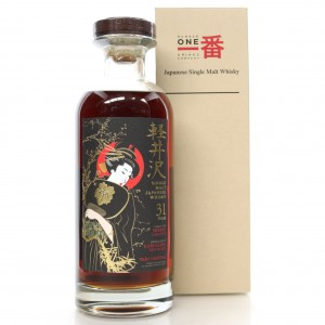 Karuizawa 1981 Single Cask 31 Year Old #3555 / TWE Geisha Label