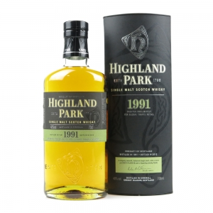 Highland Park 1991 / Travel Retail Exclusive