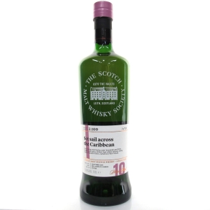 Glenlivet 2006 SMWS 10 Year Old 2.100