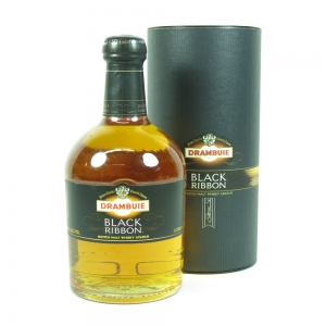 Drambuie Black Ribbon 15 Year Old 1 Litre front