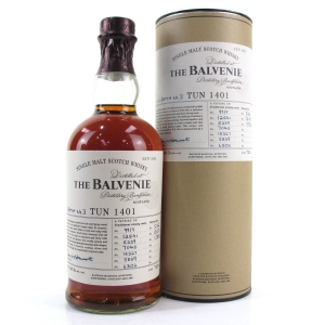 Balvenie Tun 1401 Batch #3 75cl / US Exclusive