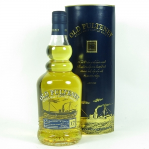 Old Pulteney 17 Year Old front