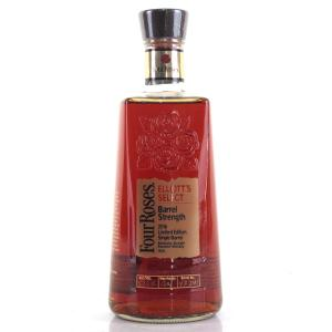 Four Roses Elliott's Select Barrel Strength 14 Year Old / 2016 Release