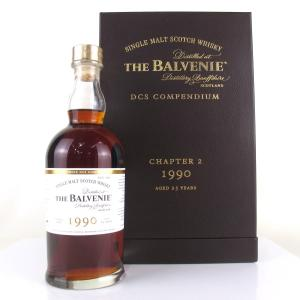 Balvenie 1990 DCS Compendium 25 Year Old Chapter #2