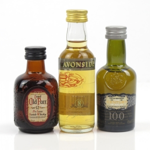 Miscellaneous Blend Selection 3 x 5cl / Including Century of Malts