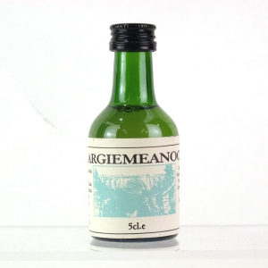 Largiemeanoch / Bowmore Single Islay Malt 20 Year Old Miniature 5cl