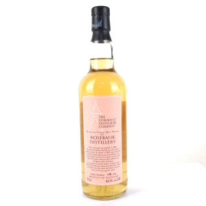 Rosebank 1990 Dormant Distillery Company 15 Year Old
