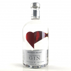 Broken Heart Navy Strength New Zealand Gin
