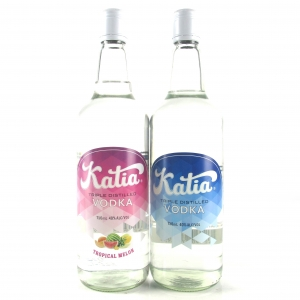 Katia Fijian Vodka 2 x 75cl
