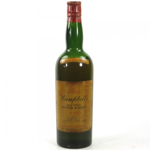 Campbell's Blended Scotch Whisky 1950s