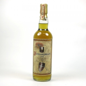 Bunnahabhain 1968 Jack Wiebers Tempelritter Front