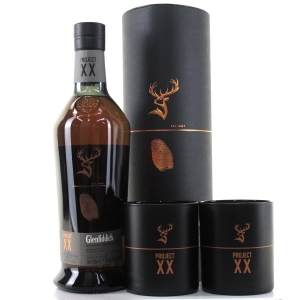 Glenfiddich Experimental Series #2 Project XX / With Glasses