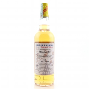 Laphroaig 1995 High Spirits 19 Year Old / Life is a Circus