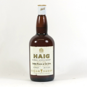 Haig Gold Label 1970s front