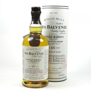 Balvenie 1982 15 Year Old Single Barrel