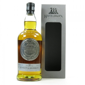 Hazelburn 2003 Rundelts and Kilderkins