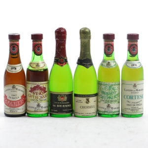 Miniature Wine Selection 6 x 1.1cl