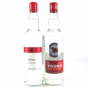 Marks and Spencer Vodka Selection 2 x 70cl