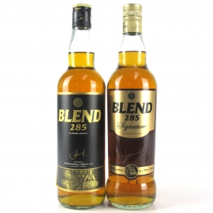 Red Bull Blend 285 & Blend 285 Signature / 2 x 70cl