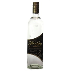 Ron Flor de Cana 7 Year Old Blanco Reserva Rum