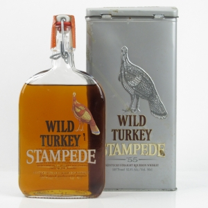 Wild Turkey Stampede '55 Kentucky Straight Bourbon 50cl