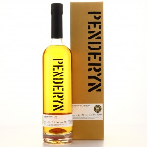 Penderyn 2008 Single Cask #11 / TWE 20th Anniversary - One of 77 Bottles​​​​​​​