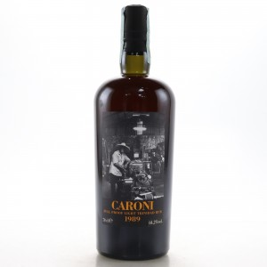 Caroni 1989 Full Proof 17 Year Old Light Rum