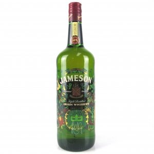 Jameson 1 Litre 2012 Limited Edition / St Patrick's Day