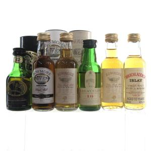 Islay Single Malt Miniatures 6 x 5cl