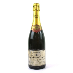 A. Rothschild 1966 Champagne Brut Reserve