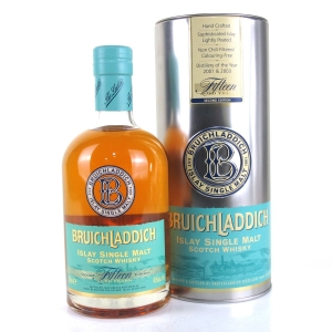 Bruichladdich 15 Year Old 2nd Edition