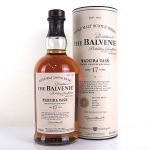 Balvenie 17 Year Old Madeira Wood Finish
