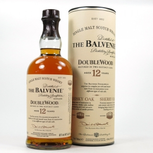 Balvenie 12 Year Old Double Wood Front