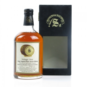 Macallan 1968 Signatory Vintage 30 Year Old