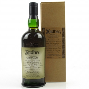 Ardbeg 1975 Single Cask 24 Year Old #4700