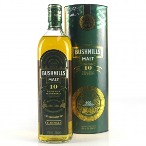 Bushmills 10 Year Old Single Malt / 400th Anniversary