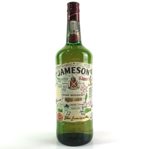Jameson 1 Litre 2014 Limited Edition / St Patrick's Day